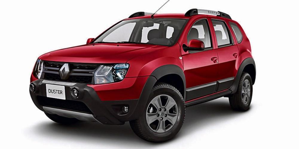 Renault de México actualiza a Duster