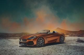 BMW Z4 Concept, un sueño hecho realidad