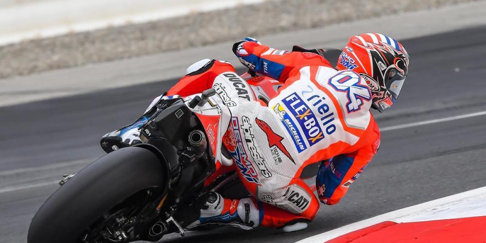 Forza Ducati: duelo de infarto en Austria