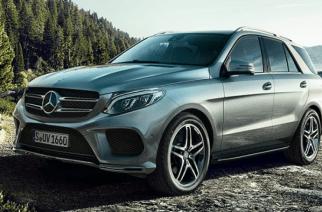 Mercedes-Benz GLE 500 e plug-in hybrid: la clase de ser eficiente
