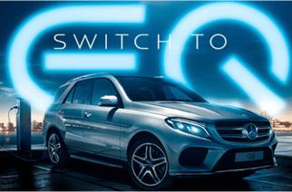 Reduce emisiones, aumenta emociones: nueva Mercedes-Benz GLE 500 e plug-in hybrid