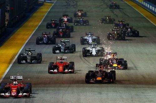 """""""La carrera nocturna de la temporada y la más complicada"""": Gran Premio de Singapur"""