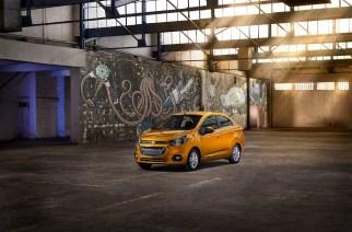 Chevrolet Beat Notchback 2018, presentación en México