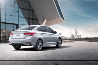 Hyundai crece en números y el Accent le ayuda considerablemente