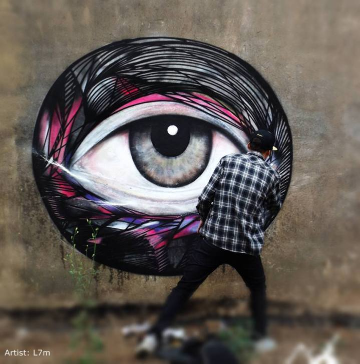 The best examples of street art in 2013