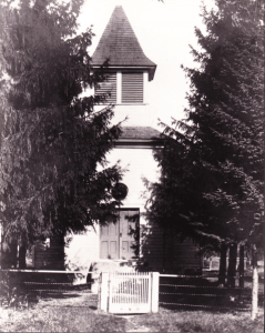1912 - Called the Swedish Evangelical Lutheran Church originally
