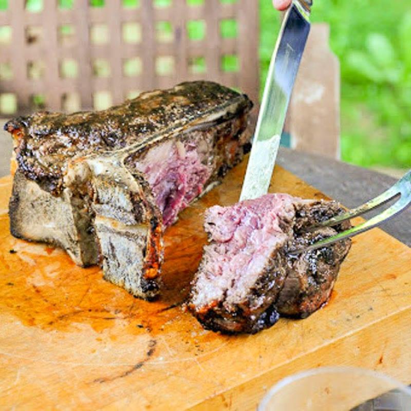 Bistecca alla fiorentina (Steak Florentine) | Memorie di Angelina