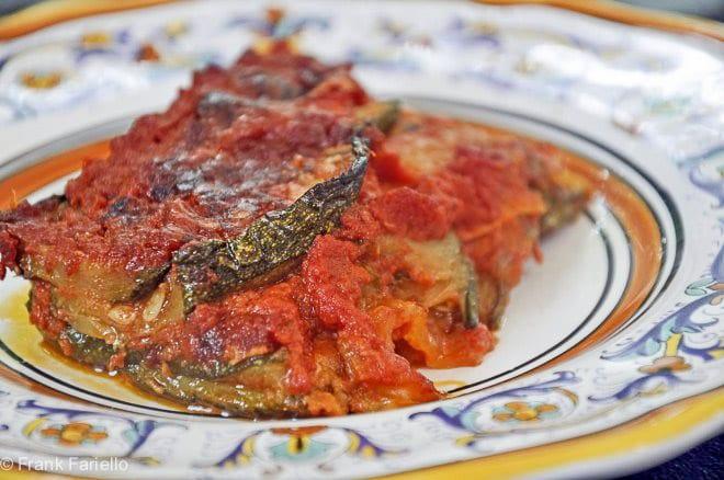Zucchini Parmesan