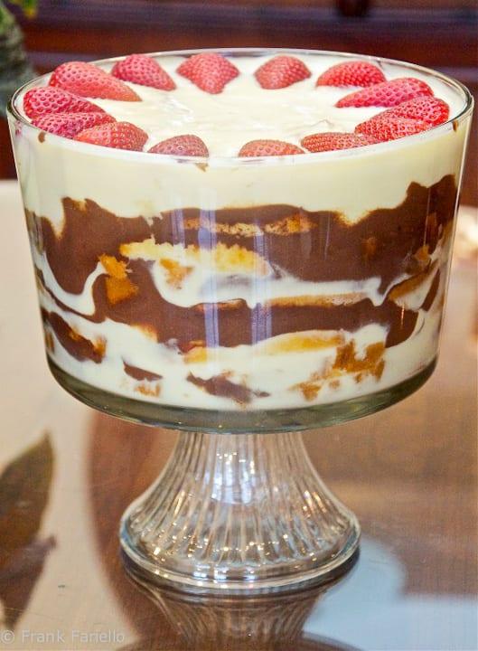 Zuppa inglese (Italian Trifle)