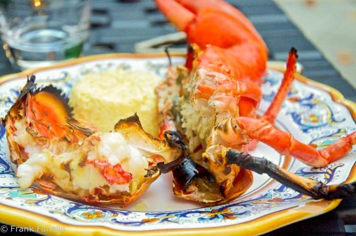 Astice alla griglia (Grilled Lobster)