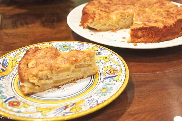 Torta di mele (Apple Torte)