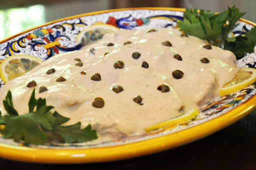 Vitello tonnato