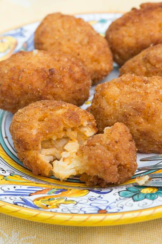 Supplì (Roman Rice Croquettes) | Memorie di Angelina