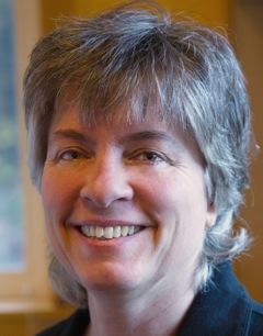 Julia Vasquez, bookkeeper at Mendocino Solar Service