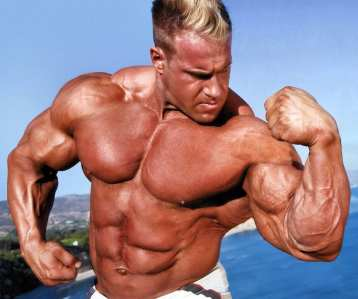 Bodybuilding vs. Aesthetics Jay Cutler