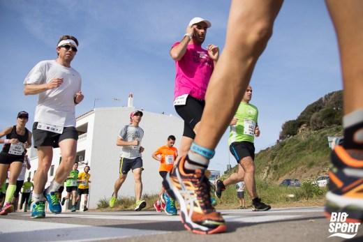 La carrera de La Mola y la Mitja Marató de Fornells toman el relevo