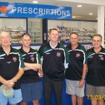 Our Men at the Elermore Vale Pharmacy