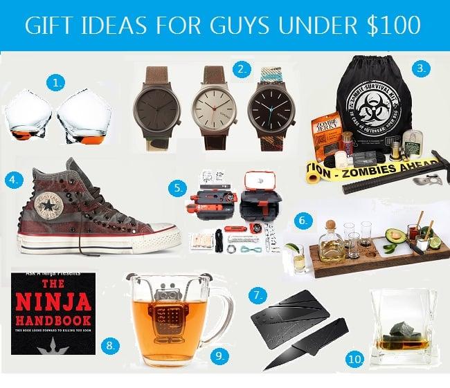 GIFT IDEAS FOR GUYS UNDER $100 – Mens Gear ~ 011707_Birthday Party Ideas Under $100