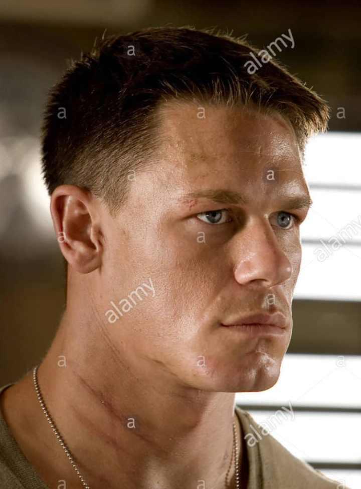 Pics Of John Cena Haircut Daily Health