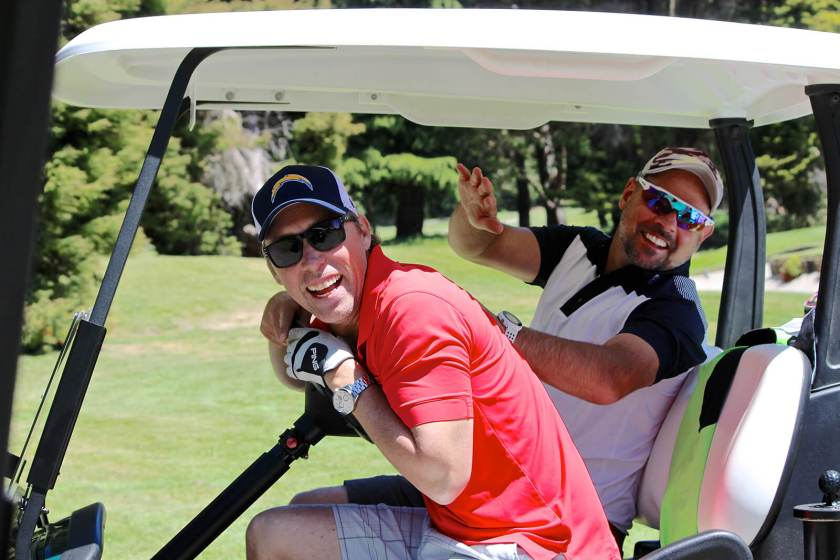 MEN'S HEALTH WAIRAKEI GOLF TOURNAMENT 2016
