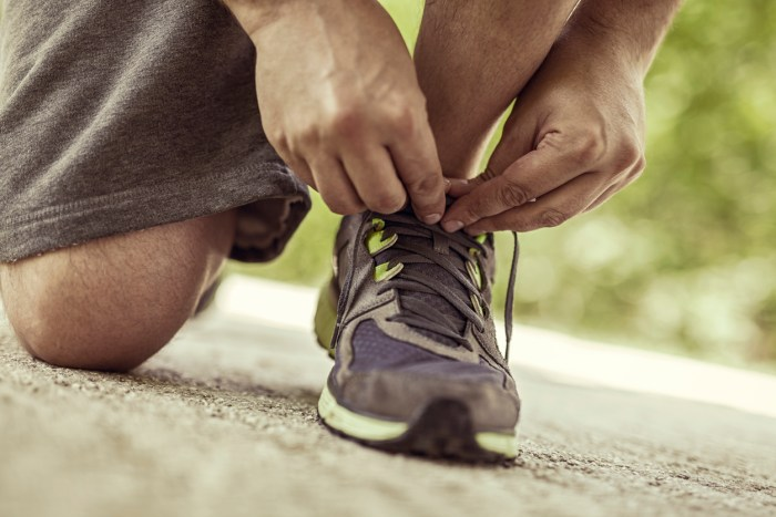 Top 6 running excuses and how to lace up anyway