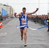 Make history at the Hastings Half Marathon