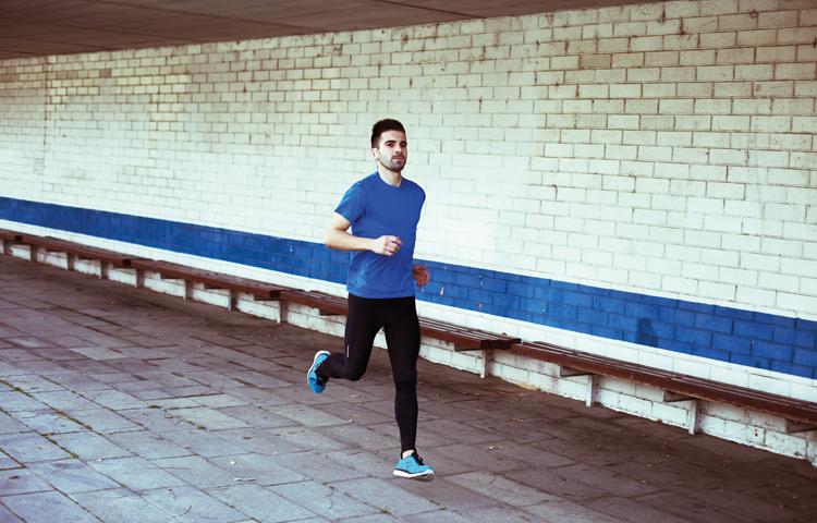 marathon training around a busy schedule