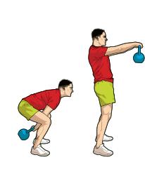 Kettlebell Workout For Runners