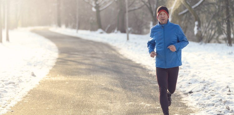 Keep In Shape This Winter
