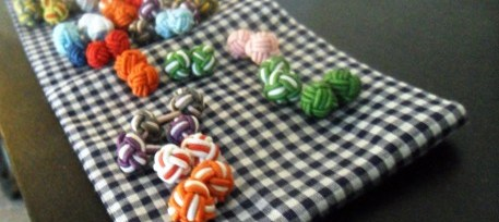 My Silk Knot Collection