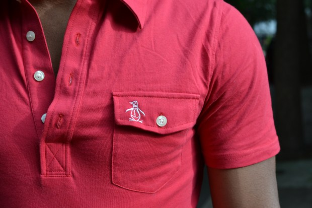 Original Penguin Heritage Jack Polo Featured on Men's Style Pro