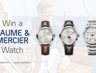 Baume & Mercier Watch Giveaway