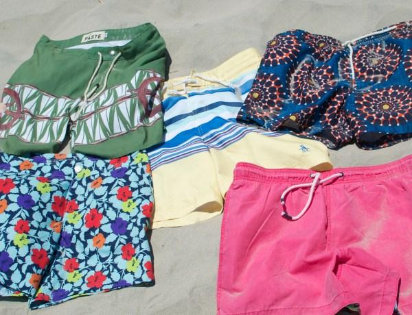 Men's Summer 2013 Swim Trunks