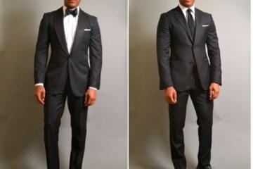 Sabir Peele Wedding Season Featuring Enzo Custom Clothiers
