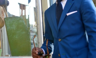 Black Pier Custom Suit On Men's Style Pro
