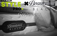 Beautyrest Black x Men's Style Pro Giveaway