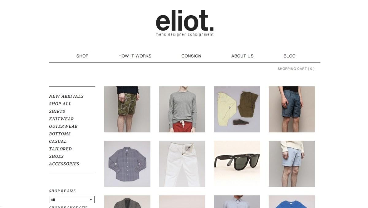 Sites To Watch | Eliot Men's Consignment