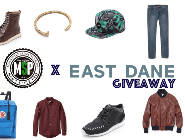 MSP x East Dane Giveaway