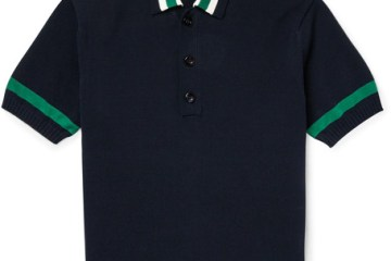 Tomorrowland Knit Polo Shirt