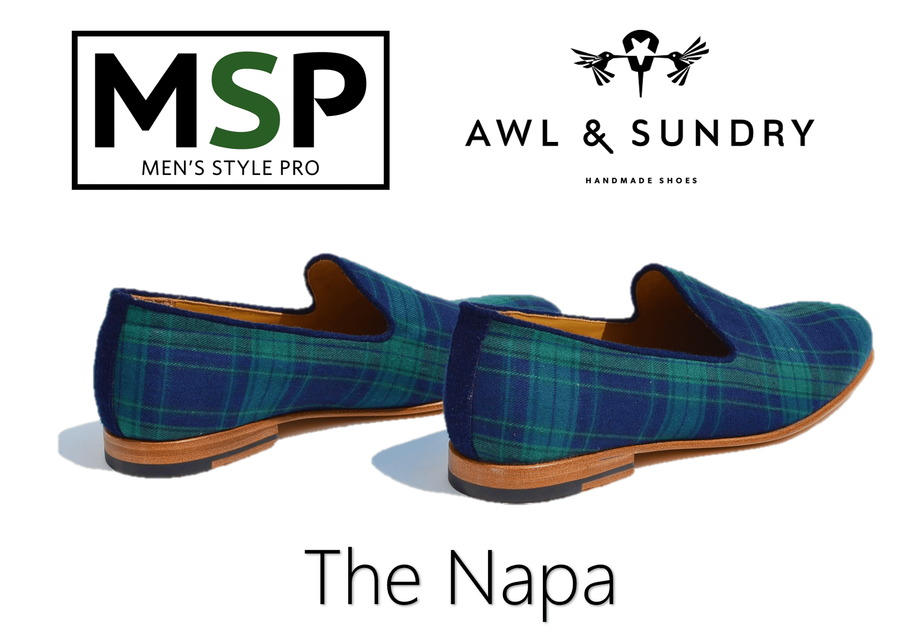 Men's Style Pro c Awl & Sundry Shoe Collaboration