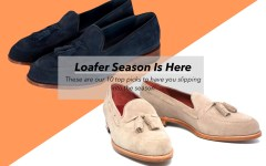 Men's Loafers for Fall 2016