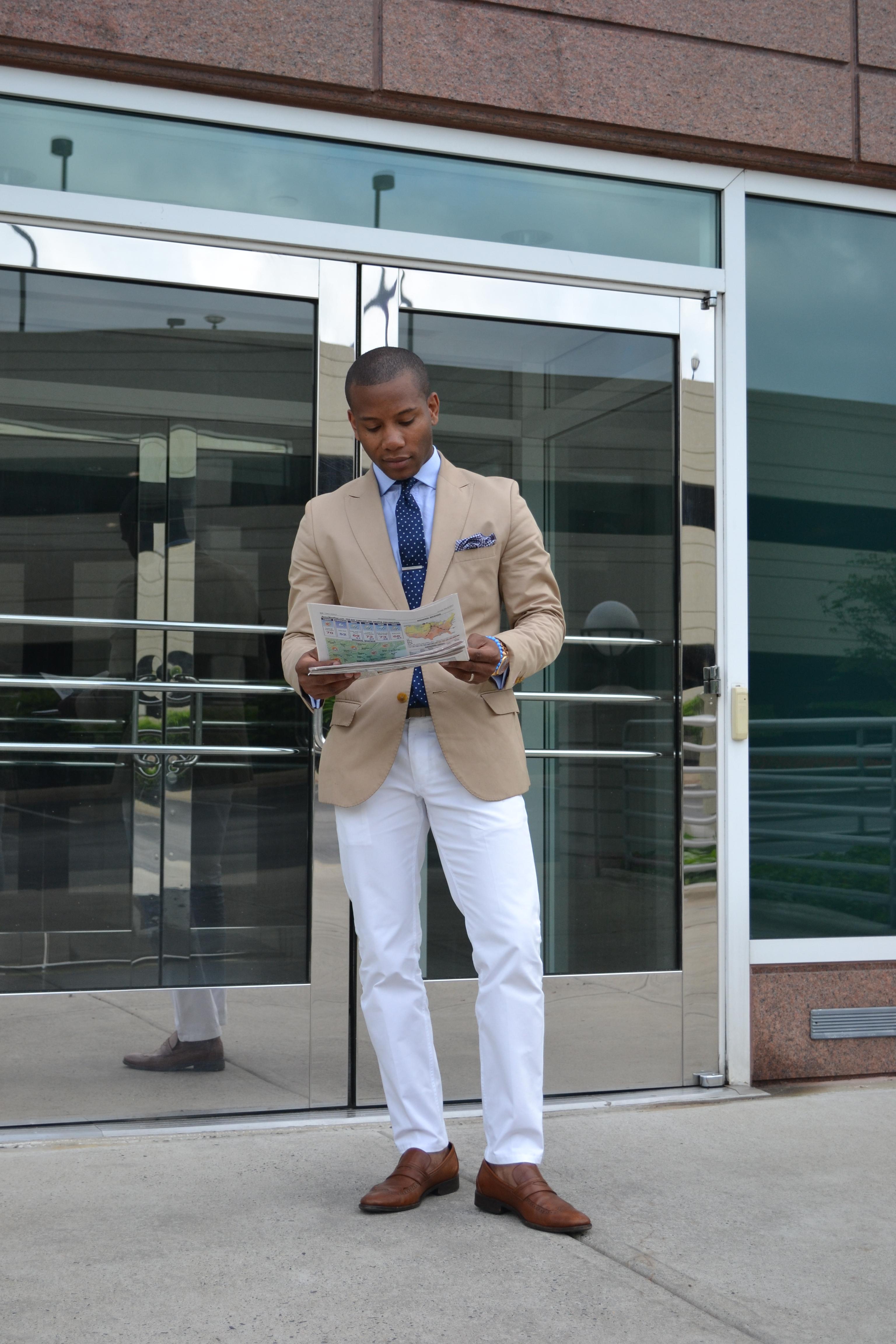 White Khaki Pants For Men - White Pants 2016