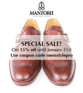 MensStyle Sales Banner