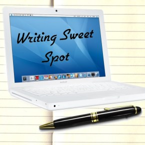 finding that writing sweet spot