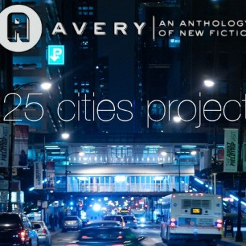 Avery Anthology's 25 Cities Project