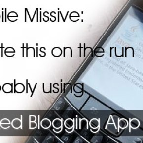 (BlackBerry app review) Wicked Blogging App