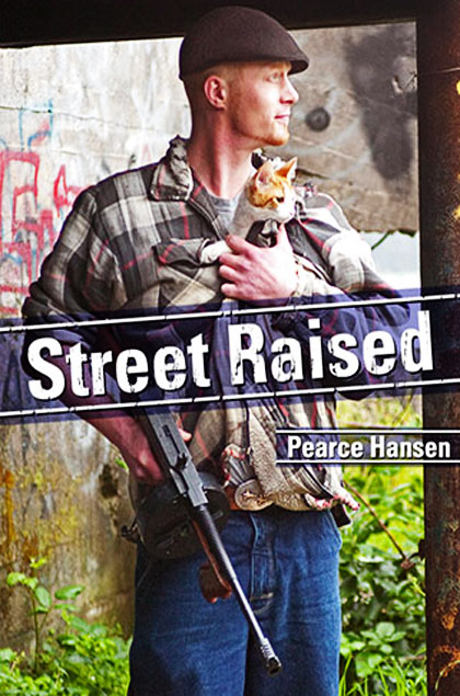 Street Raised Pearce Hansen Cover