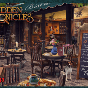 Zynga&#039;s Latest Game: Hidden Chronicles--an aperu