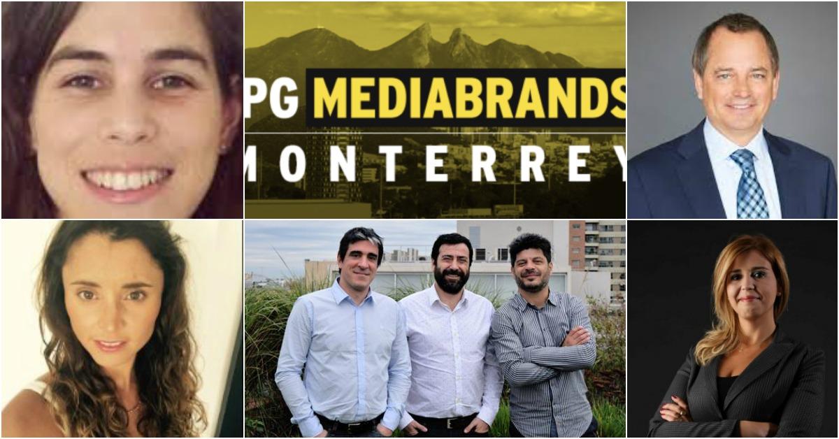 Nombramientos –  IPG Mediabrands Monterrey, Natalia Sanchón, Mark Ford…