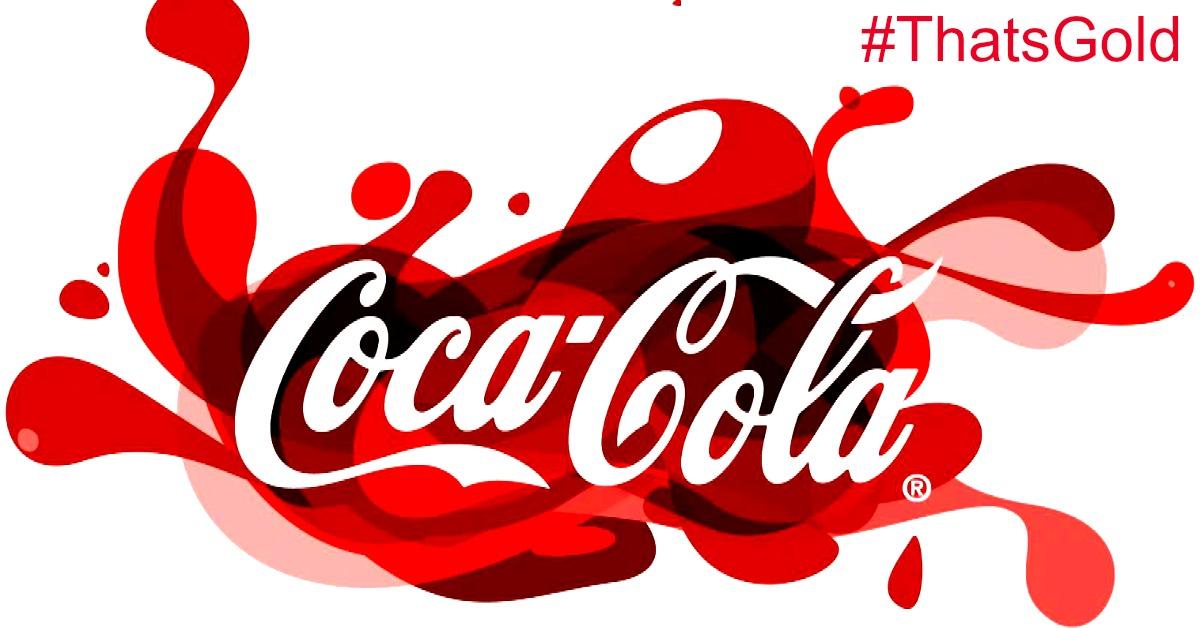 #ThatsGold – Campaña global de Coca-Cola para Río 2016